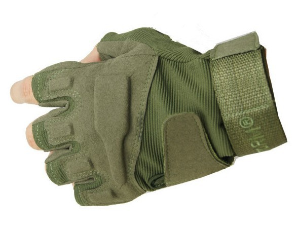 full finger and half finger outdoor motorbike gloves winter warm safety gloves military tactical gloves