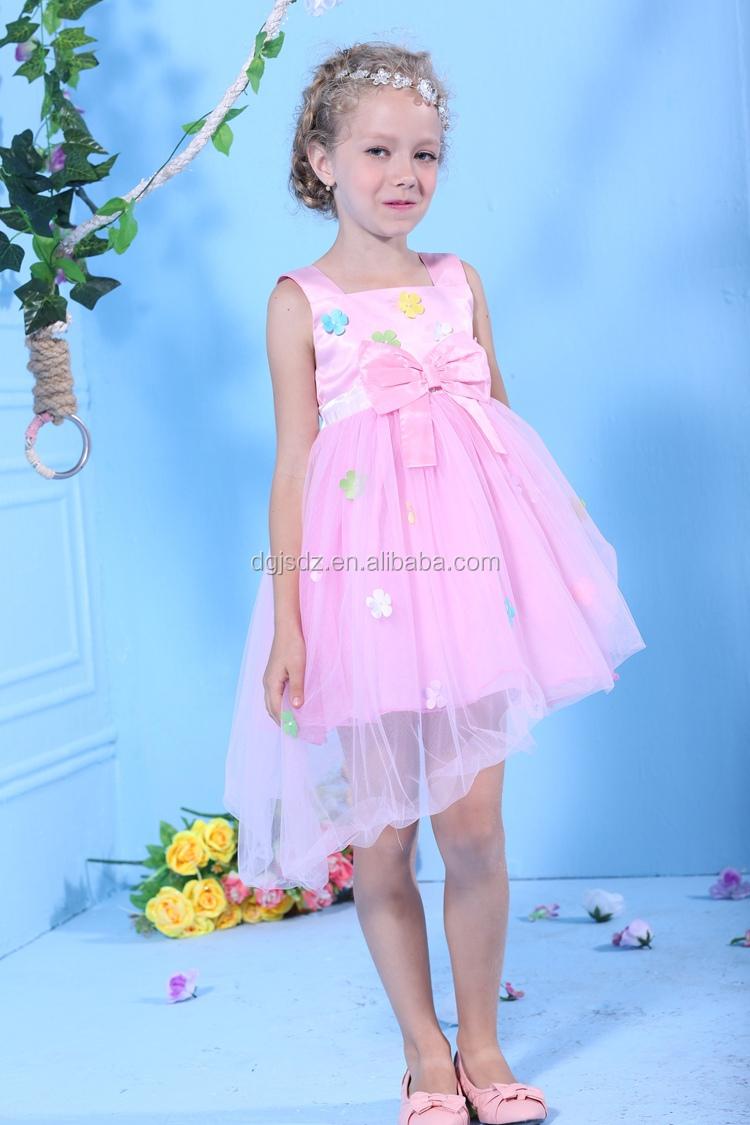 Niñas Ropa Vestidos Para Niñas 11 Año Fiesta China Rosa Niñas ...