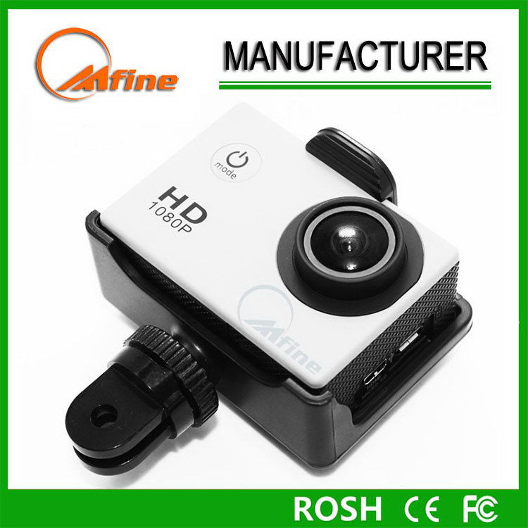 Mini dv sport camera,bottom price multi-language action cams,full hd sports camera with gps