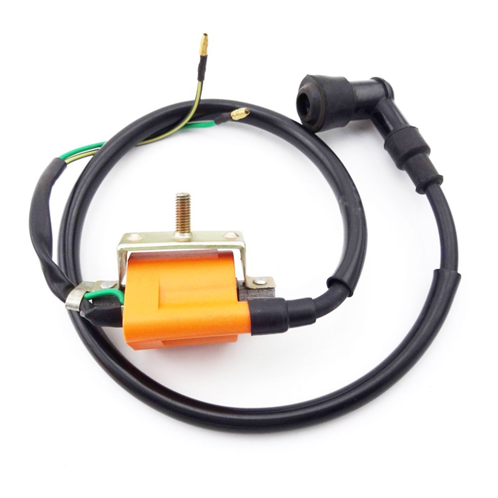 Cheap Kazuma 70cc Find Deals On Line At Alibabacom English 50cc Atv Wiring Diagram Get Quotations Xljoy 12v Quality Ignition Coil For 90cc 110cc Baja Go Kart Dirt