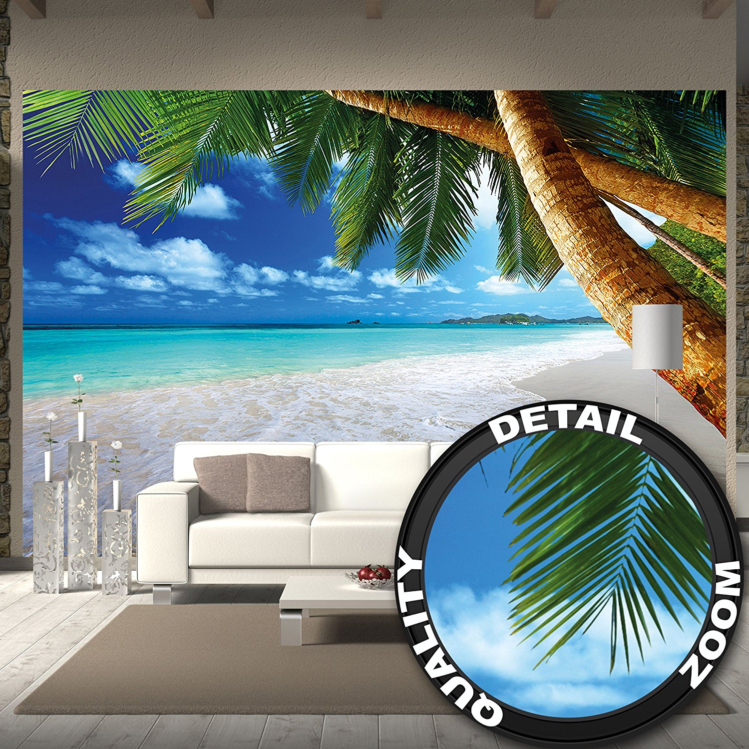 Cheap Beach Wall Mural find Beach Wall Mural deals on line at