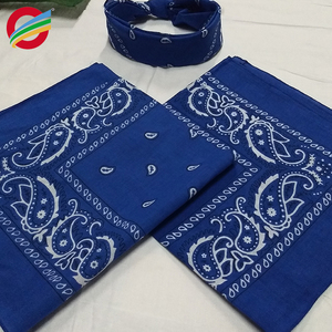 WeiFang custom cotton cheap magic head kerchief