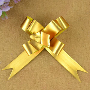 Wholesale Alibaba Pull Bow Ribbons decoration pull flower