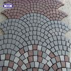 China Manufacturer Outdoor Floor Decoration Curved Paving Stone