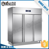 China Market Stand Alone Best Reach In Freezer