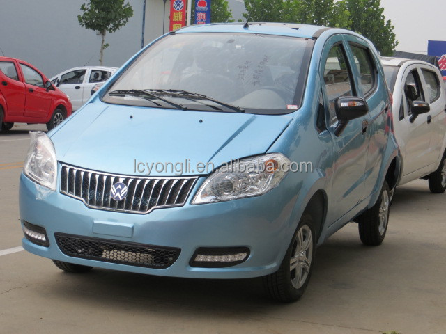 High Speed 10kw pure electric car made in China