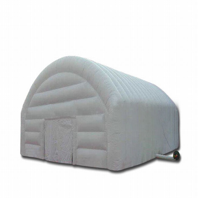White giant inflatable house golf inflatable tent dome tent for camping