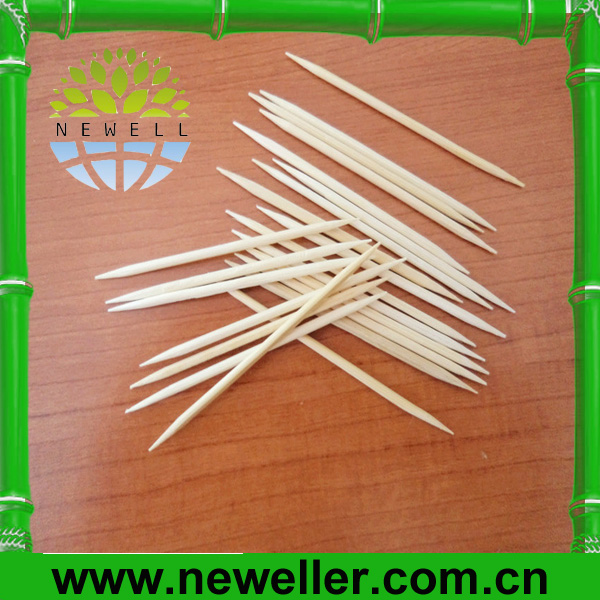 2014Natural toothpick stand For Sushi Shop