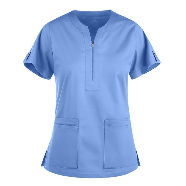 OEM Short Sleeves Hospital Medical Uniforms