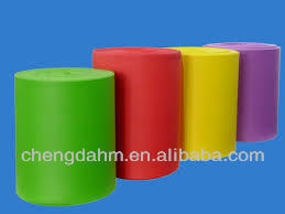 Colorful pe foam packing rod