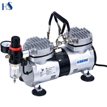 As19 Portable Airbrush Compressor For Chocolate Spraying And Food ...
