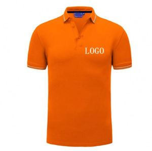 Distributor USA Size Vinyl Printing Polyester Polo T Shirts Wholesale
