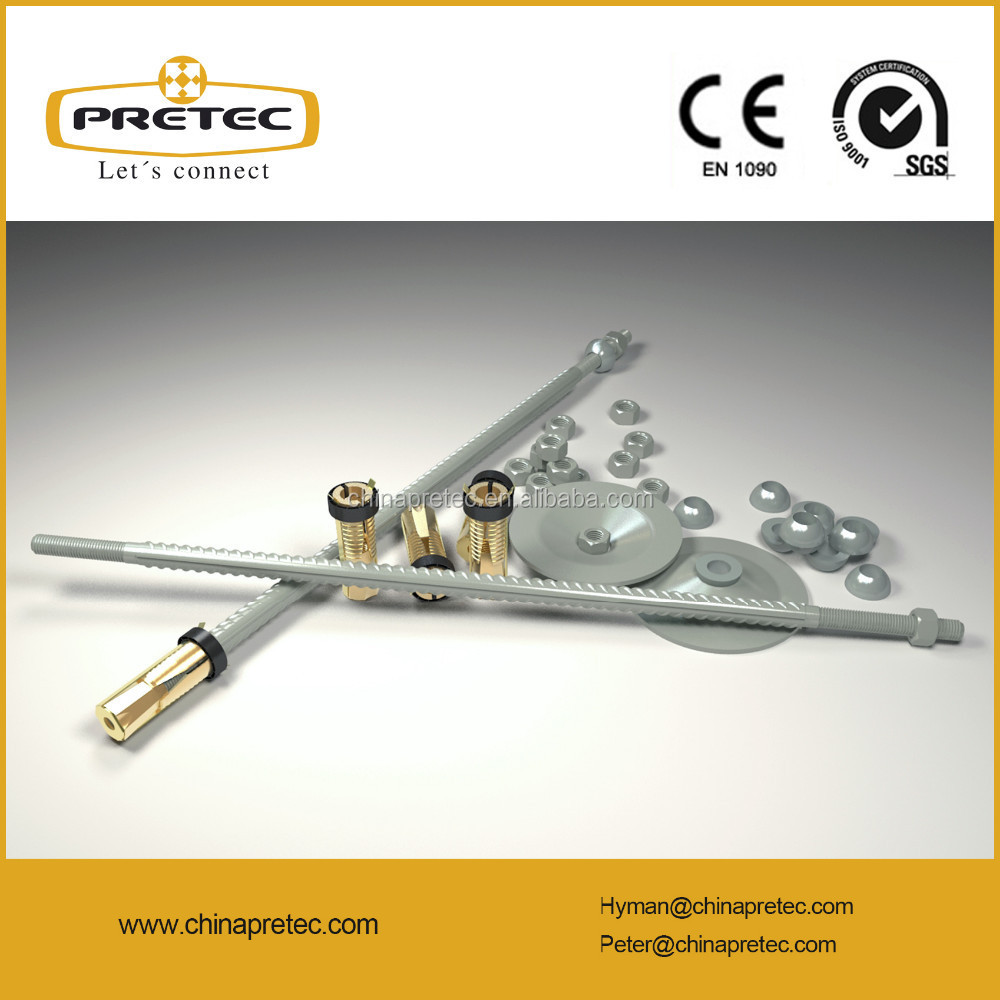 ChinaPretec mechanical anchor bolt m36