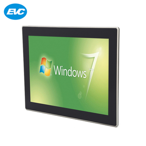 Available Touch Screen Multi Interface Lcd Linux Embedded Industrial Panel Pc
