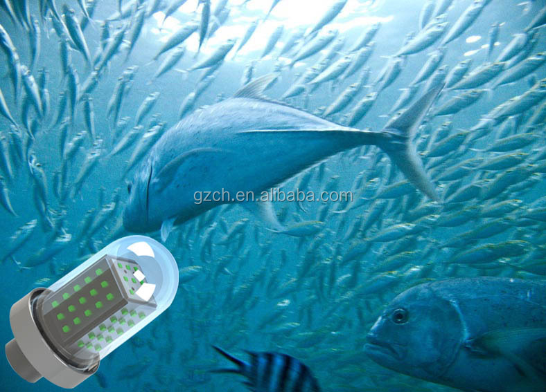 High Power Commercial Fishing Boat Under Water Bubble Fish Lamp ...