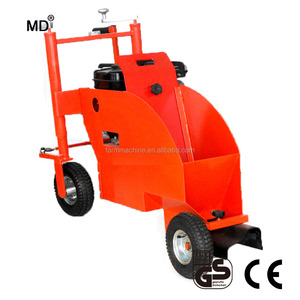 Easy operation B&S engine curb machine concrete curb paver machine