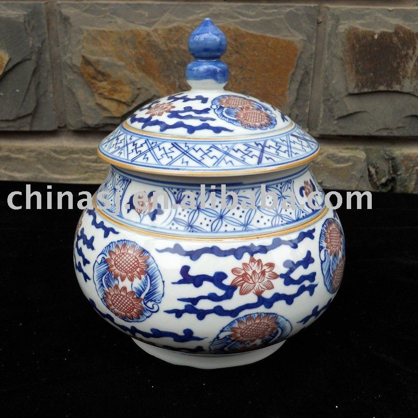 Blue Ginger Jar Part - 16: Blue And White Porcelain Ginger Jars, Blue And White Porcelain Ginger Jars  Suppliers And Manufacturers At Alibaba.com
