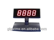 7 Segement LED 4 digits Display for POS system