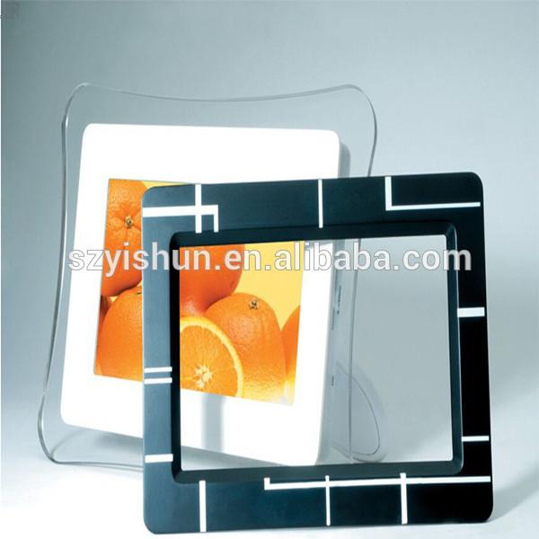 20 pulgadas marco de fotos digital, acrílico marco de fotos-Marco ...