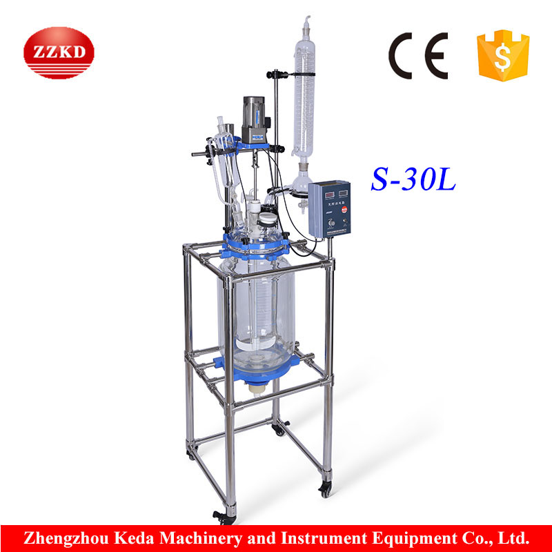 < KD>Jacketed Chemical Reactor Systems