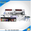 automatic chain-type 2 color all shapes plastic/glass/bottle/tubes screen printing machine