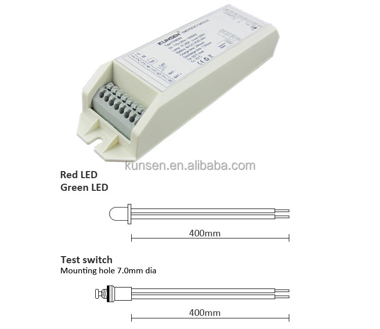 Factory Best Selling Emergency Conversion Kits For T5 T8 Fluorescent