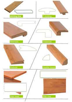 Exceptionnel Skirtting / T Molding / Stairnose / Threshold / Reducer / Quarter Round /  Stair