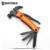 New-Design Black-finish outdoor multi-function Claw hammer Made in China