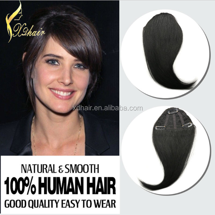 Good African Fringe Clip Natural Hair Bangs On Sale For Black Woman