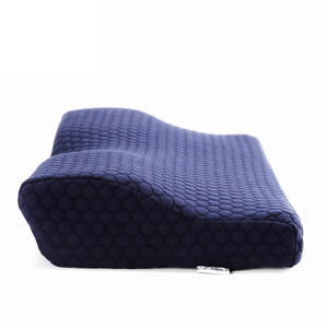 2018 New Product With Superior Knitted Fabric Neck Rest Bedding Memory Foam Pillow
