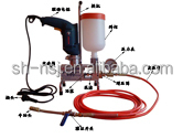 Item-800 Two Parts Portable Grouting Injection Pump for Crack Repair