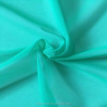 20D polyester spandex power net mesh fabric