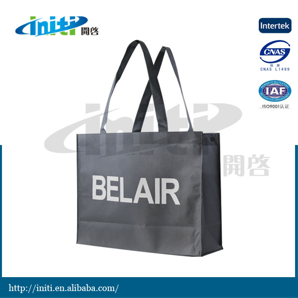 Non woven fabric shopping bags/Alibaba express china supplier promotional products recycled non woven shopping bag
