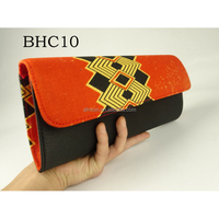 BHC10 Queency New Fashion Design Ankara Style Elegant Wholesale Leather Indian Ladies Bridal Evening Clutch Bags