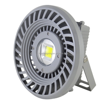 Hot selling CE RoHs UFO style PC cover high transmittance UFO high bay led 50w