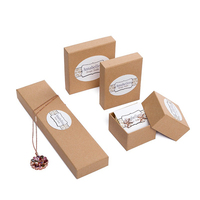 Hot sale wholesale custom luxury cheap unique empty paper box packaging jewelry gift box