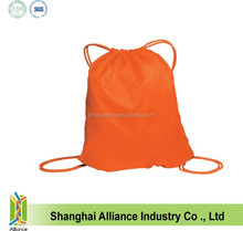 ECO PMS / CMYK logo printing drawstring back bag /GYM back bag