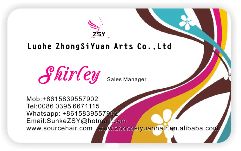 ZSY2017 best brazilian nano hair factory in China
