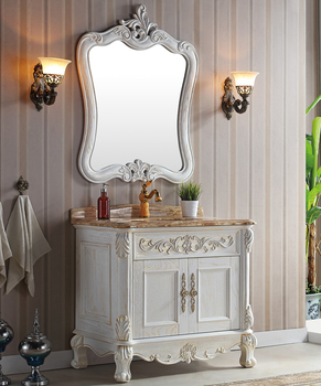 Bathroom Vanity Antique Makeup