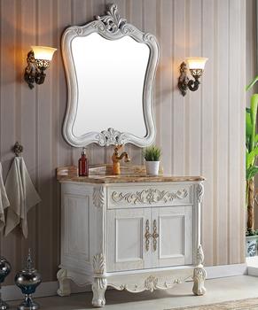 Antique Looking Bathroom Vanity Makeup For Wts 1811