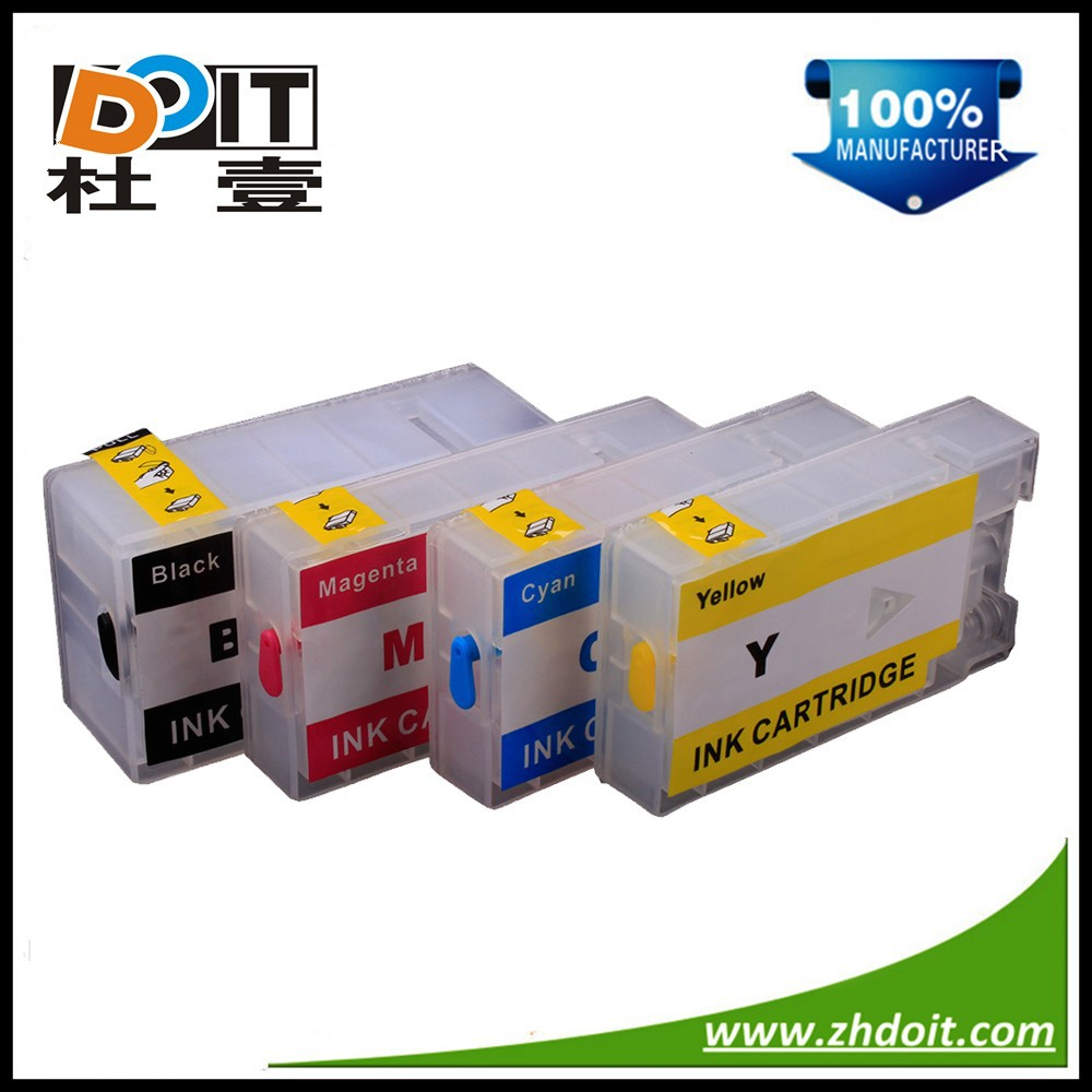 Test well refillable ink cartridge for Canon pgi 2700