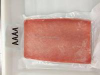 Yellow Fin tuna saku
