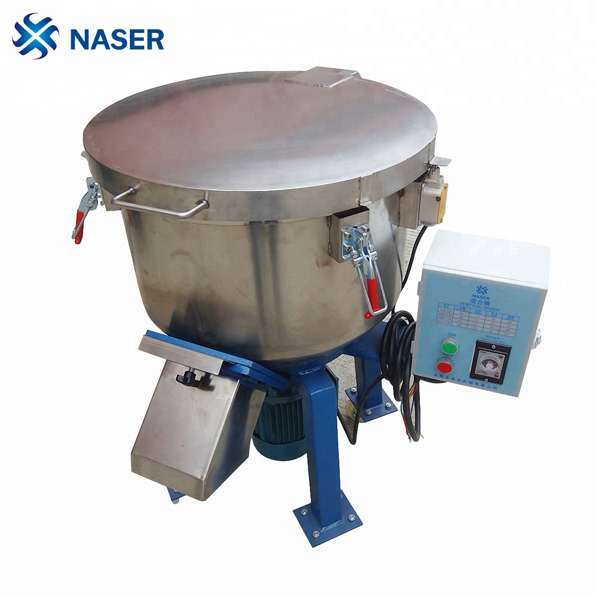 Raw Materials Plastic Color Mixer Machine 50 KG