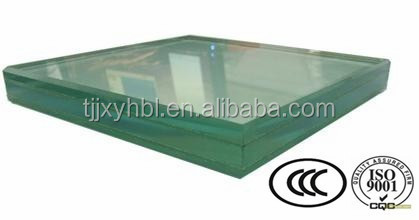 bullet resistant glazing weight for export
