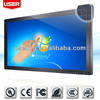 LCD 65 inch pc smart whiteboard with 4-point touch