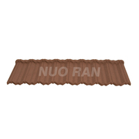 NUORAN High Strength Performance Light Weight flat concrete roof tile