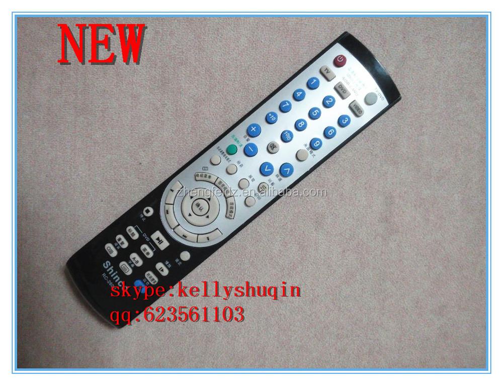 Orignal Shinco Tv Ir Remote Control Lcd-419 Bgh Telefunken Noblex ...