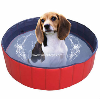 plastic hond zwembad huisdier zwembad extra sterk zwembad voor honden warmte verlichting