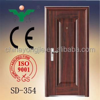 China Suppliers Cheap Price Steel Door Iran Security Steel Door ...