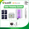 Bluesun best design 1 hp to 25 hp solar water pump solar pump system for irrigation